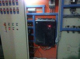 杭州奥圣530节能变频器应用于浙江挤出机上