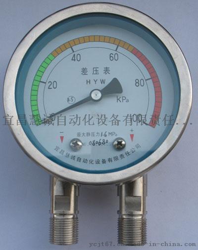 雙波紋管差壓表使用說明,雙波紋管差壓計分類,不鏽鋼差壓表原理