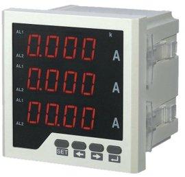 HD-3AA三相交流电流表