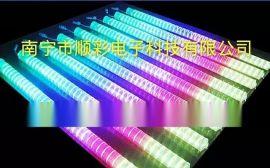 南宁LED数码管护栏管轮廓灯生产厂家亮化工程安装维修