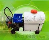 供应大棚专用电动喷雾器105L推车式打药机