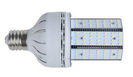 LED玉米灯 鳍片散热器 E40灯头 高亮玉米灯 商业照明玉米灯
