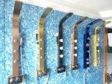 至上美浴1288不锈钢淋浴屏花洒  佛山花洒设备厂家直销