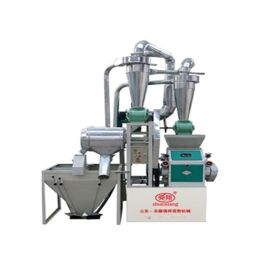 6FY-35B型面粉机小型磨粉机械设备