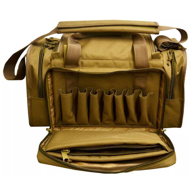 上海方振箱包定制户外迷彩包五金工具包单肩运动背包可添加logo
