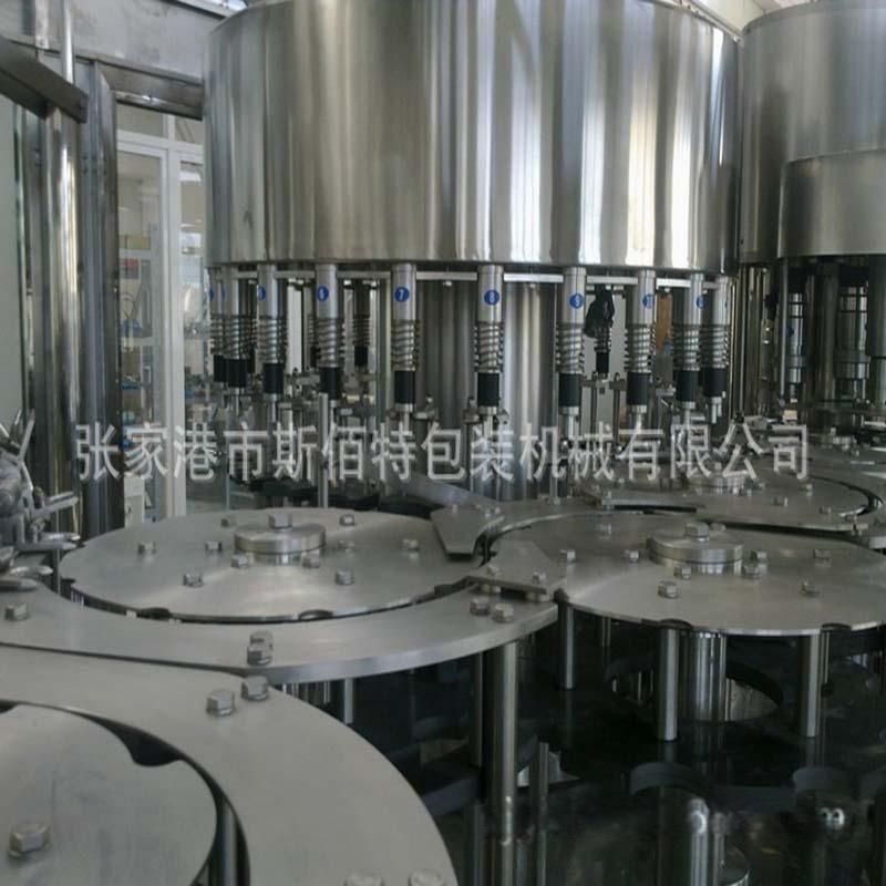 张家港市塑料瓶矿泉水灌装机/PET塑料瓶纯净水灌装机