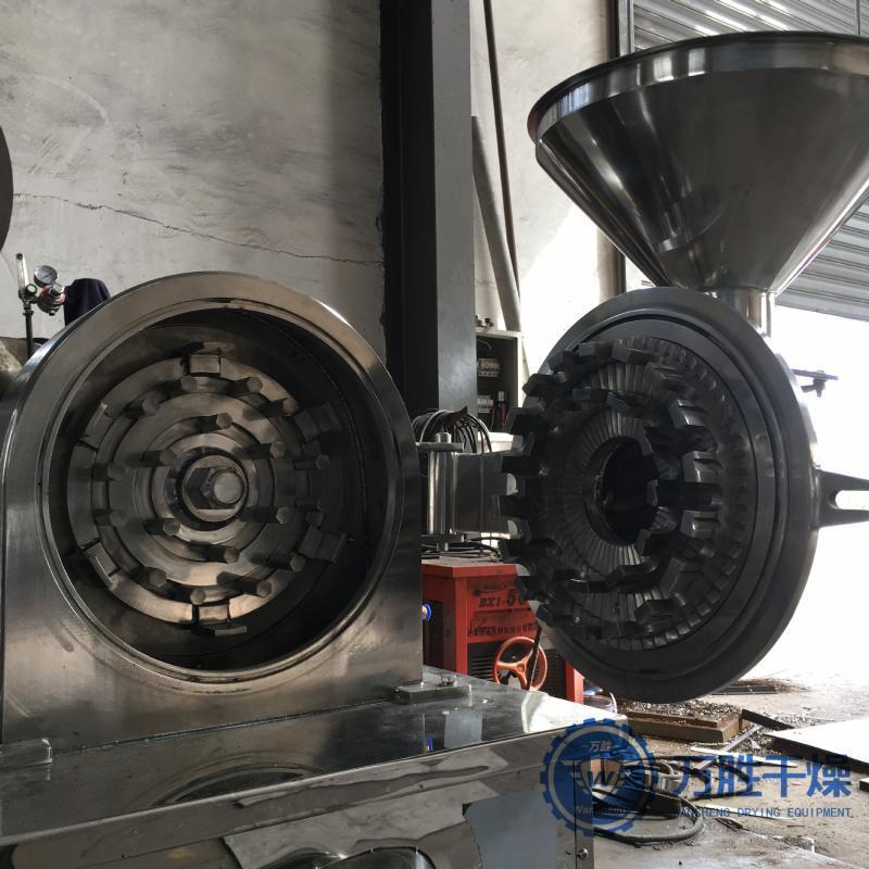 齿盘式30B多用粉碎机 有机大麦粉碎机  小型食品加工粉碎机