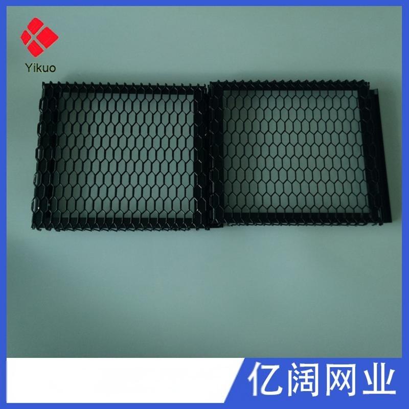 鋁合金門窗防盜裝飾安全防護隔離鋁板衝孔網可定製顏色