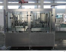 供应果汁饮料生产线/全自动易拉罐灌装封口生产线/ 植物蛋白饮料