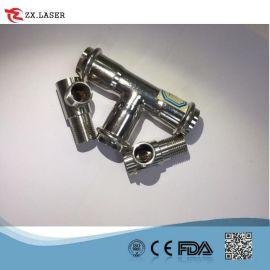 铝壳钢壳不锈钢水壶门把手光纤激光自动焊接机