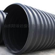 钢带增强螺旋波纹管用途