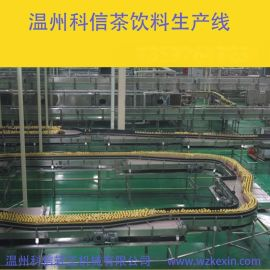茶饮料灌装机|茶饮料灌装生产线设备|茶饮料生产设备厂家温州科信