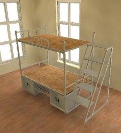 环保成都公寓床优质四川公寓床厂家供应公寓床价格