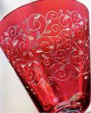 成都激光雕刻玻璃杯玻璃器皿容器试管丝印