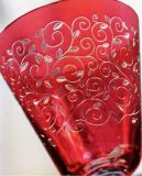 成都鐳射雕刻玻璃杯玻璃器皿容器試管絲印