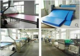 深圳正美彩色中空板厂家 黑色防静电万通板 三星电子供应商