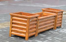 铝合金花箱型材  木纹型材