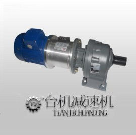离合刹车器齿轮减速机电机组合生产厂家制造