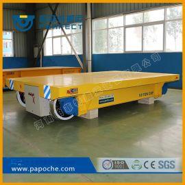 搬运水泵车间电缆卷筒轨道车车间过跨轨道车厂家免费指导安装蓄电池轨道平车