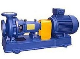 IHF型氟塑料衬里化工离心泵,衬氟化工泵