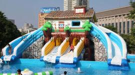 河南南陽大型支架游泳池廠家價錢優惠可拆卸游泳池