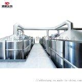 厂家定制化不锈钢啤酒酿造设备