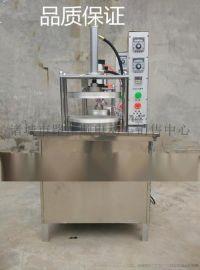 全自动不锈钢压饼机烙馍机烤鸭饼机春饼机