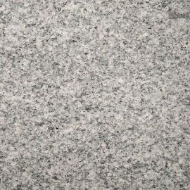 工程板材 地铺石材 灰色小花花岗岩 芝麻灰火烧面 厂家直销