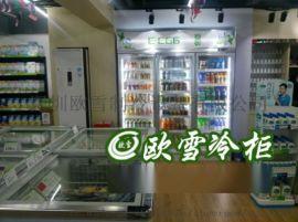 湖北荆州市哪里有专卖店买饮料冷藏保鲜展示柜