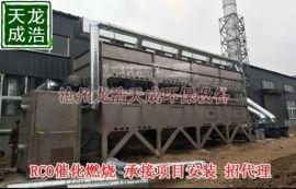 厂家直销催化燃烧废气处理设备 空气净化设备