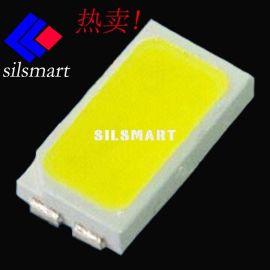 LED贴片灯珠 5730 50-55LM 高光高亮 白光发光二极管 厂家直销