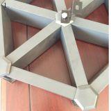 型材三角形鋁格柵吊頂廠家