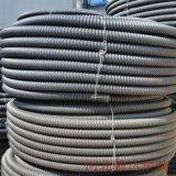 路燈穿線管碳素管【優質】單壁螺紋盤管規格