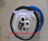 华阳专业生产电厂在线监测氨逃逸取样伴热耐腐复合管SMB-FHT-D42-B2-Φ8-0-E