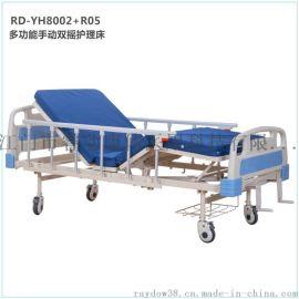 手动双摇病床,医用手动双摇病床,ABS手动双摇病床