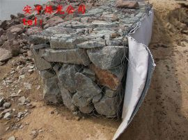 水利工程防护格宾网 水土保湿用格宾石笼网