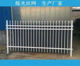 河北镀锌钢管道路护栏 人行道喷塑钢管道路护栏多钱一平米