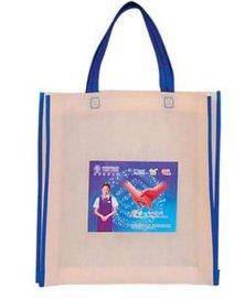 超市专用无纺布购物袋 (600300)