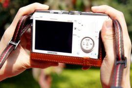 真皮相机背带 - 4