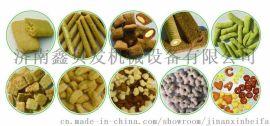 五谷杂粮膨化机 玉米片生产线
