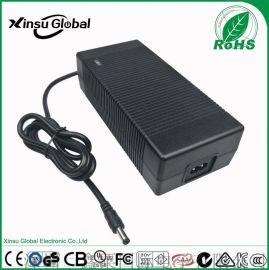 29.2V6A铁 电池充电器 29.2V6A 欧规TUV LVD CE认证 29.2V6A磷酸铁 电池充电器