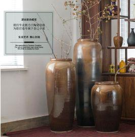 大花瓶生产厂家 景德镇大花瓶厂家 生产家居摆件大花瓶