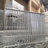 镀锌平台钢格栅 检修设备钢格板平台