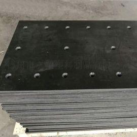 upe导料槽滑板 高分子聚乙烯煤仓衬板