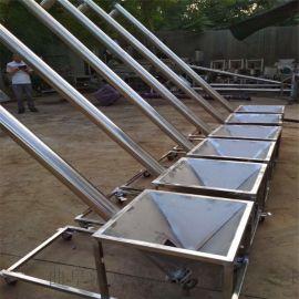 汇众厂家防腐蚀304不锈钢6米长U型螺杆上料机