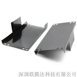 深圳供应电子电器电源专用黑色阻燃麦拉片 耐高温pc麦拉片