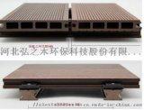 呼和浩特戶外防腐木塑地板 優質塑木廠家