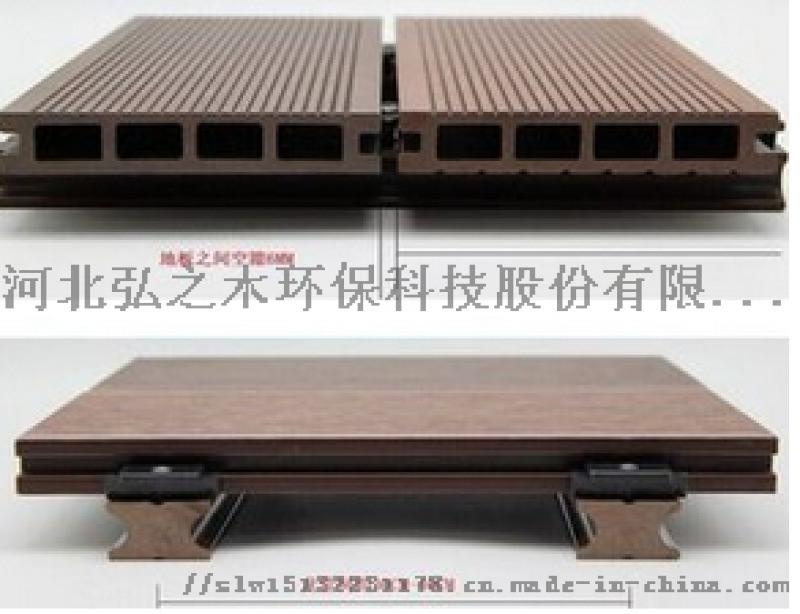 呼和浩特户外防腐木塑地板 **塑木厂家