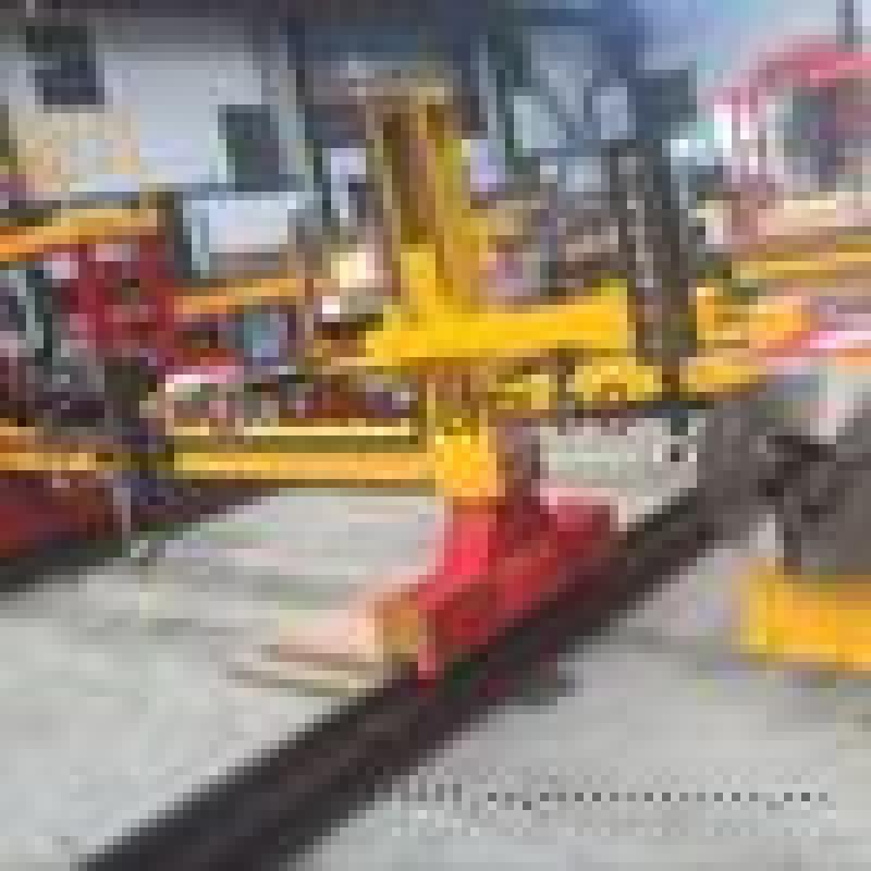 6米管板一体切割机 板和管一体等离子切割机