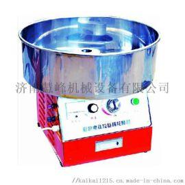 鄂州全自动商用燃气棉花糖机